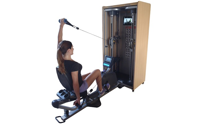 Total Body Workout Machine